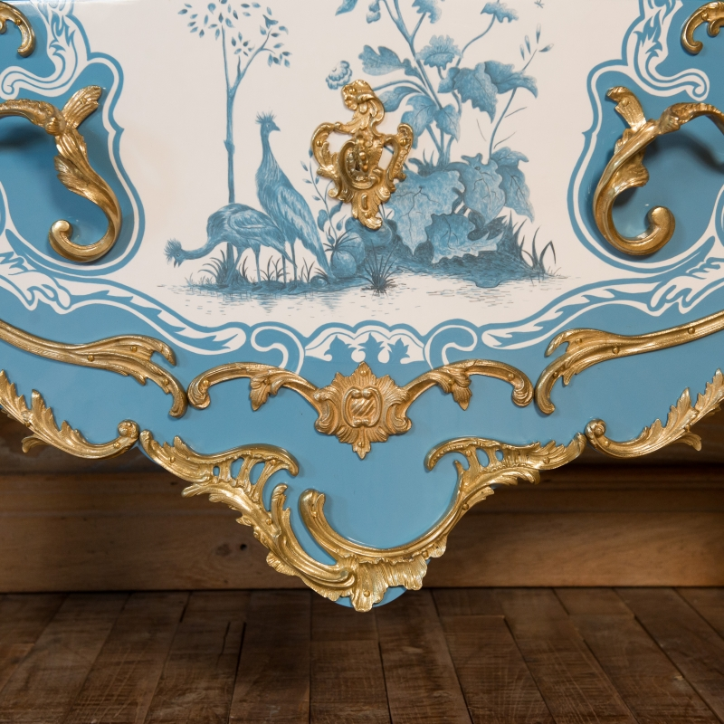 Chest of drawers Criaerd Louis XV style