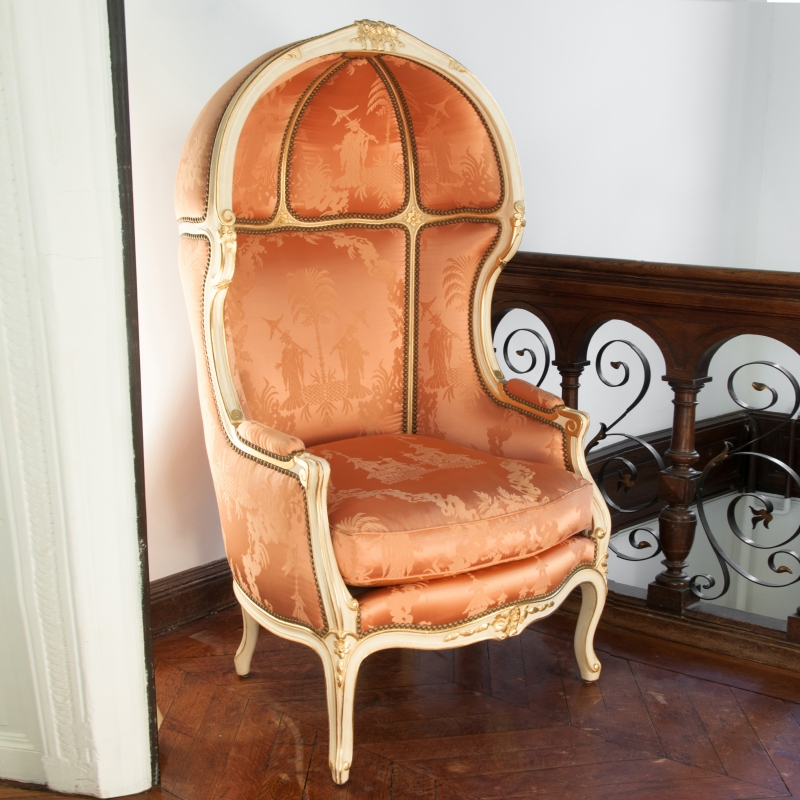 Easychair style Louis XV Chipier