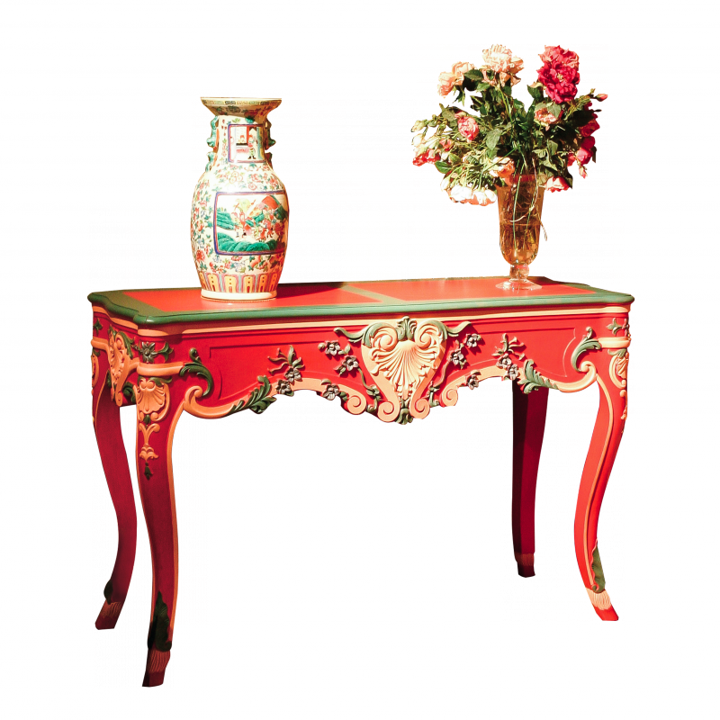 Console table Gubian of Régence style