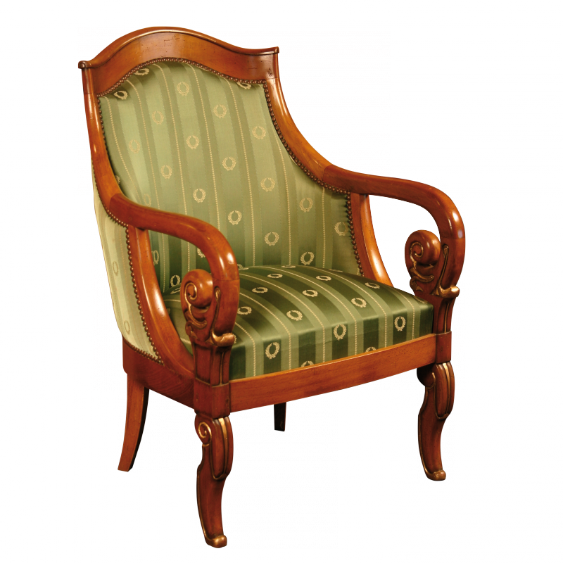 Small Chair Lequeu Restauration Style Louis Philippe