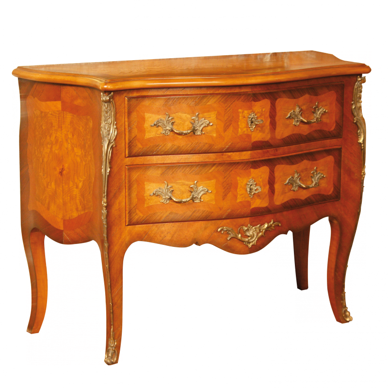 Commode Dieterle Louis XV style