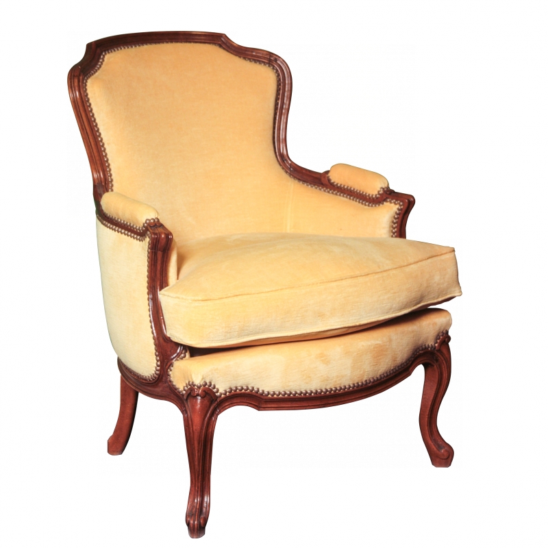 Easychair Beaudry Louis XV style - Louis XV