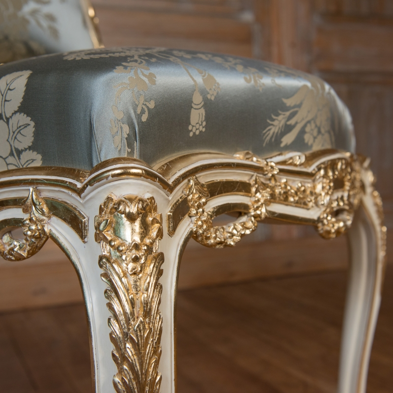 Chair Copenhague Louis XV style