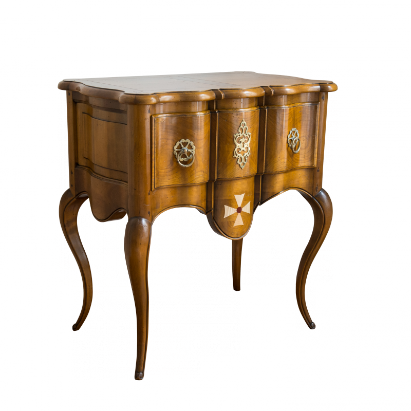 Chest of drawers Clisson Louis XV style