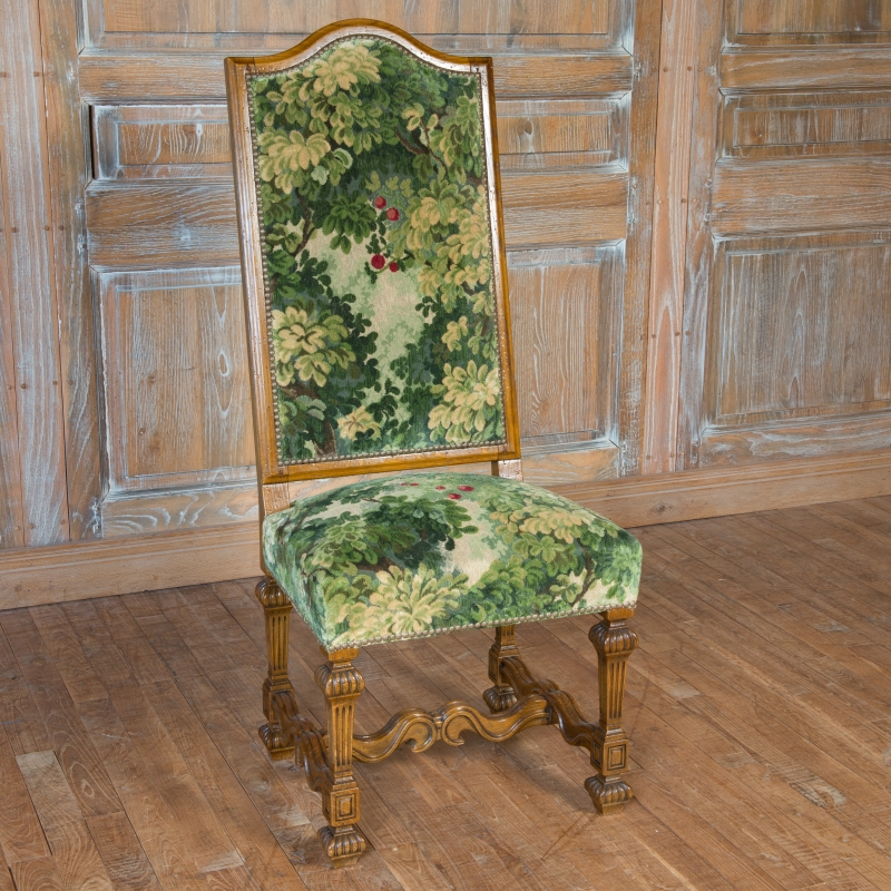 Chair Conti Louis XIV style