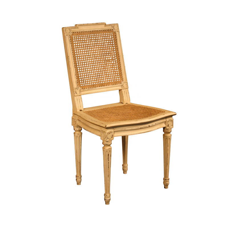 Chair Demay Louis XVI style