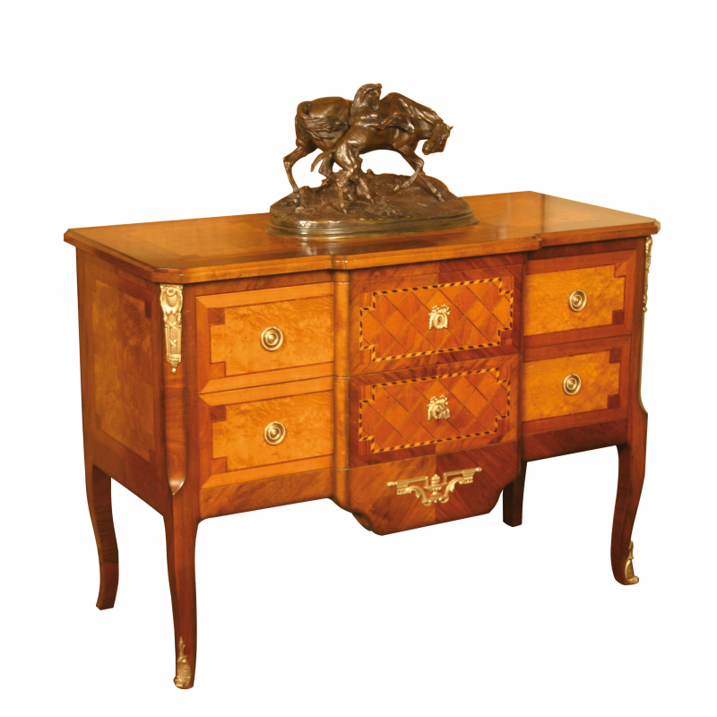 Commode style Louis XVI Gerbou