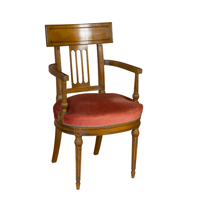 Chair Porrot style Directoire