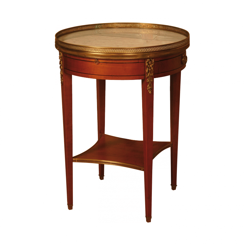 "Picture product Allot Table de salon style Directoire "" Caminet "" 0060"