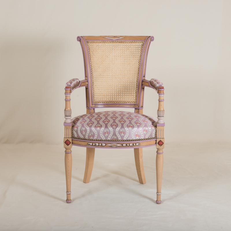 Small Armchair Charret Directoire style