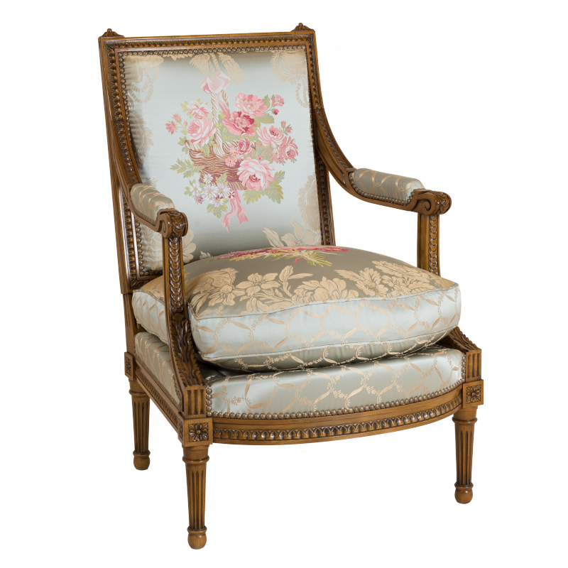 Armchair Jacob Oves Louis XVI style