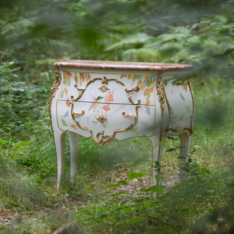 Chest of drawers Jacques Dubois Limited edition
