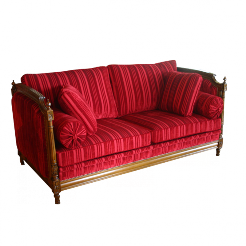 Sofa - Bed Clochetons Louis XVI style