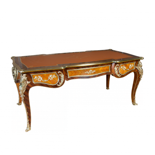 Desk Cressent of Louis XV style