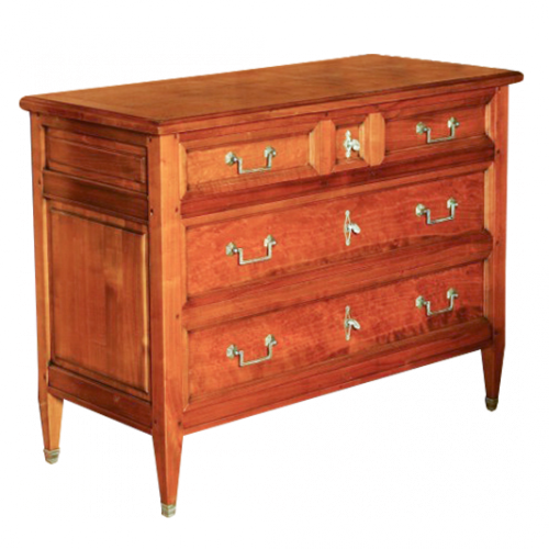 Chest of drawers Lebrun Directoire style