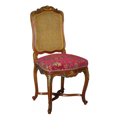 Chair Amand Louis XIV style