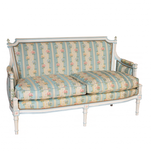 Easy Chair / Sofa Lerouge Louis XVI style
