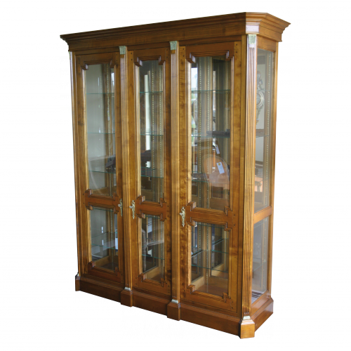 "Picture product Allot vitrine  style Louis XVI "" Diderot "" 0260-3V"
