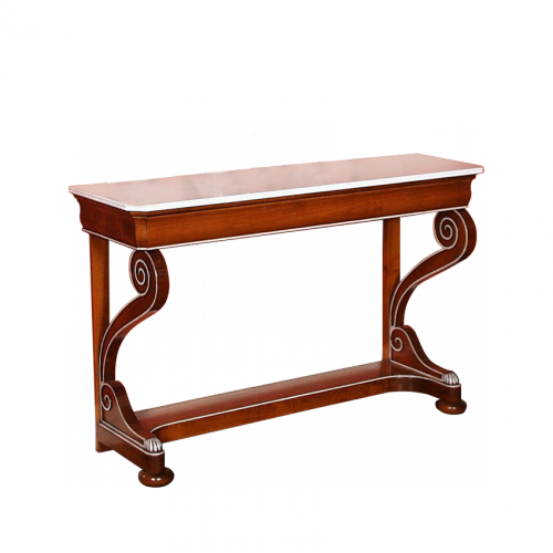 Console table Pichon Restauration style